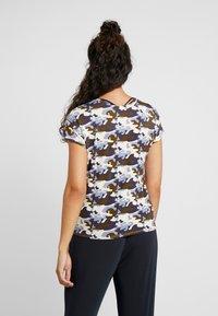Curare Yogawear - SLIT - T-Shirt print - multi-coloured - 2