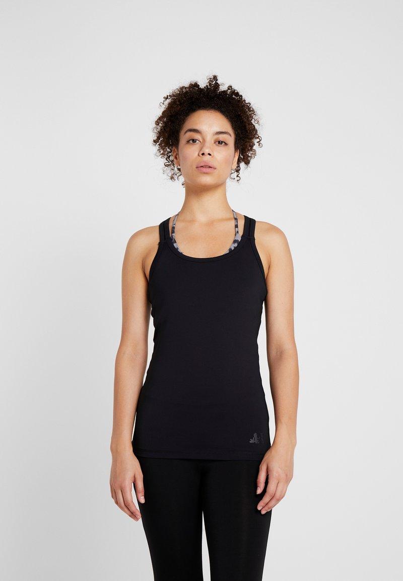 Curare Yogawear - TANK - Top - black
