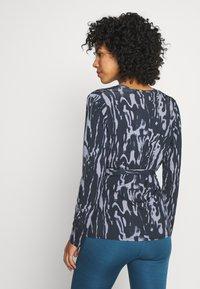 Curare Yogawear - WRAP BELT - Treningsjakke - marble - 2