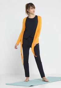 Curare Yogawear - ONEPIECE  - Trainingsanzug - midnight blue - 1
