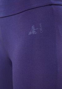 Curare Yogawear - LEGGINGS - Tights - indigo blue - 6