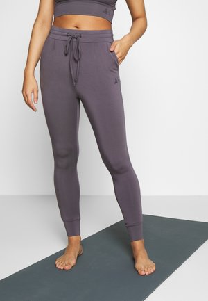 LONG PANTS - Tracksuit bottoms - greyberry