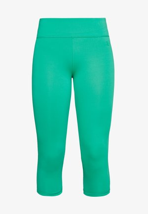 CAPRI HIGH WAIST LEGGINGS - Urheilucaprit - green lagoon