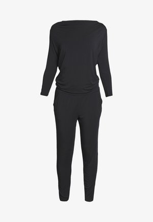 JUMPSUIT WATERFALL - Träningsset - midnight blue
