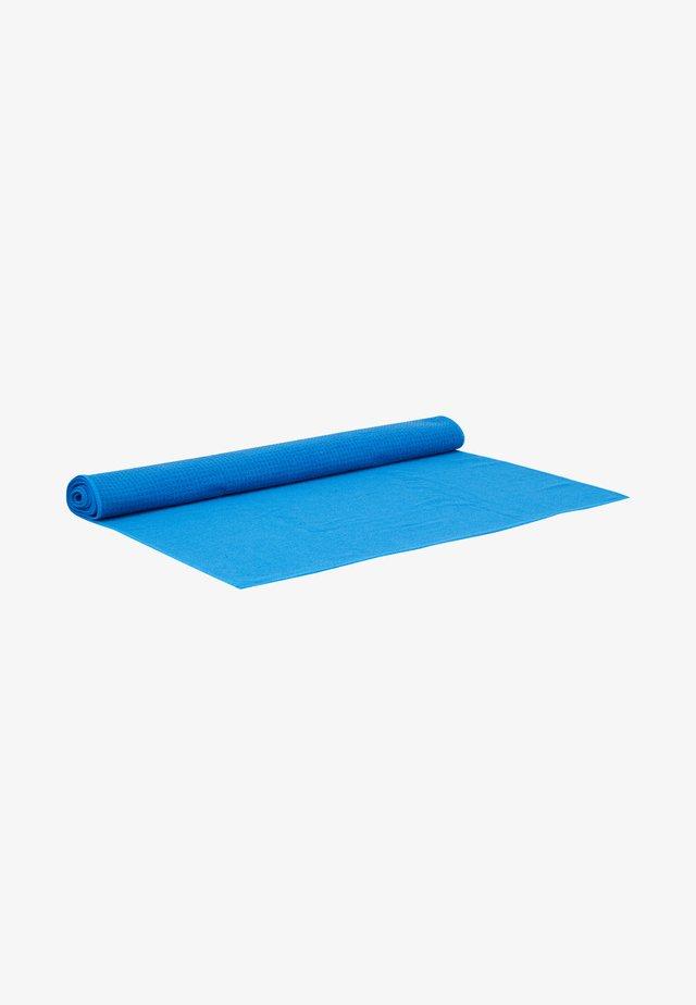 YOGATOWEL ANTI SLIP DOTS - Fitness / Yoga - blue
