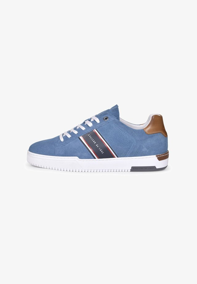 BRUCE - Trainers - light navy