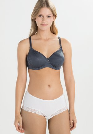 UNDERWIRED BREASTFEEDING BRA NURSING - Reggiseno con ferretto - slate blue
