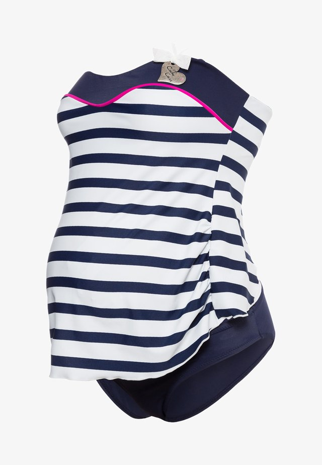 MARINA TANKINI - Swimsuit - blue