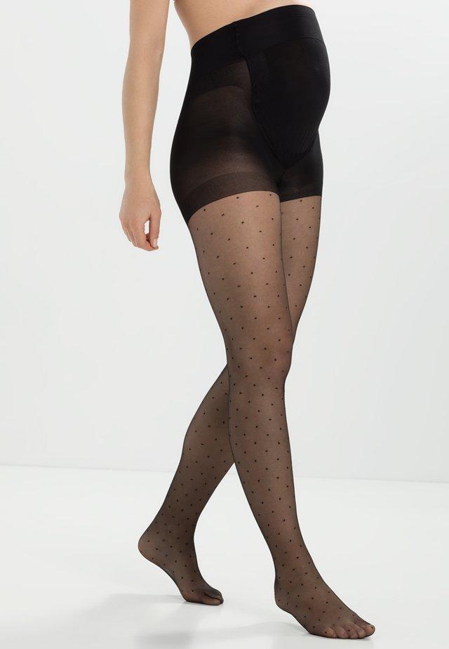 Sukkahousut - black