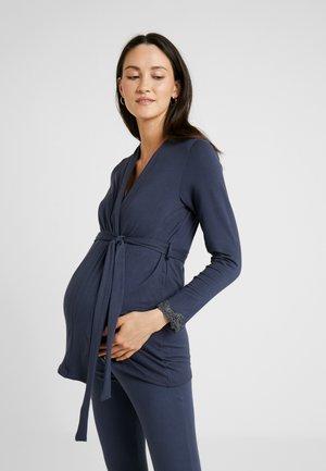 KHALI JACKET - Pyjamashirt - night blue