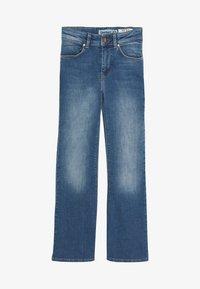 Cost:bart - ANNE - Jeansy Dzwony - light blue denim wash - 2