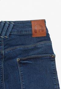 Cost:bart - BOWIE - Slim fit -farkut - dark blue wash - 2