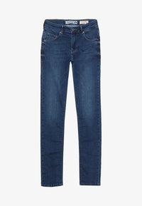 Cost:bart - BOWIE - Slim fit -farkut - dark blue wash - 0
