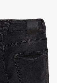 Cost:bart - BOWIE - Jeans slim fit - medium black wash - 2