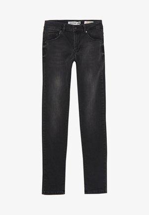 BOWIE - Džíny Slim Fit - medium black wash