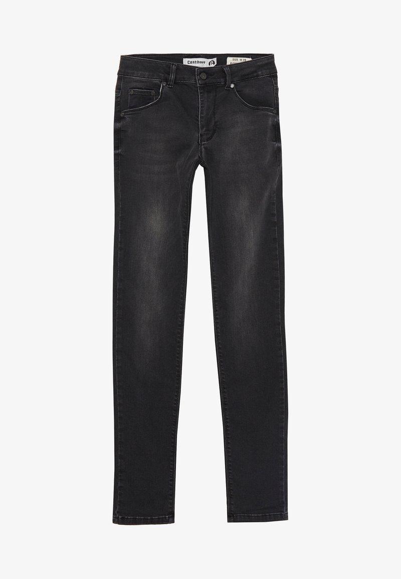 Cost:bart - BOWIE - Jeans slim fit - medium black wash