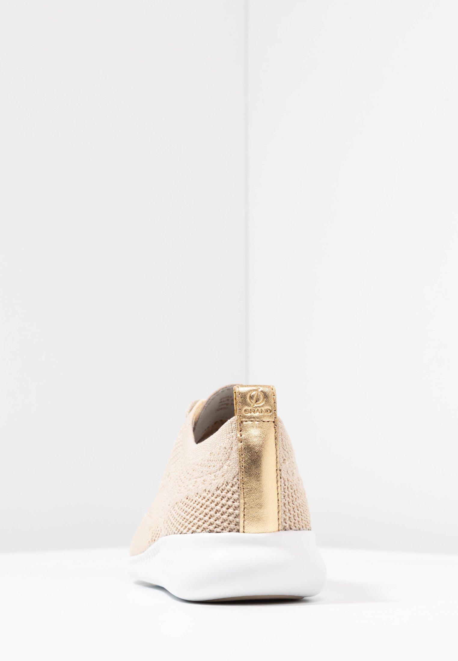 Cole Haan ZEROGRAND STITCHLITE OXFORD - Sneakers basse - rye/optic white g6u6XJ7T