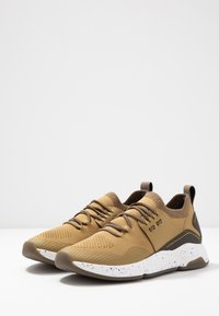 Cole Haan - ZEROGRAND ALL-DAY STITCHLITE TRAINER - Baskets basses - fennel seed - 4