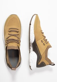 Cole Haan - ZEROGRAND ALL-DAY STITCHLITE TRAINER - Baskets basses - fennel seed - 3