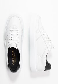Cole Haan - GRANDPRO RALLY COURT  - Trainers - optic white/black - 3