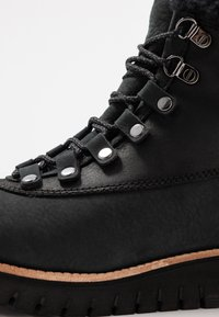 Cole Haan - ZEROGRAND - Winter boots - black - 2