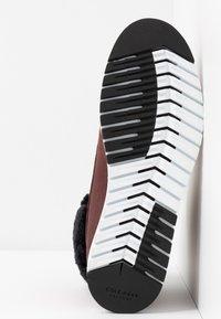 Cole Haan - ZEROGRAND  - Boots à talons - choc/ivory - 6