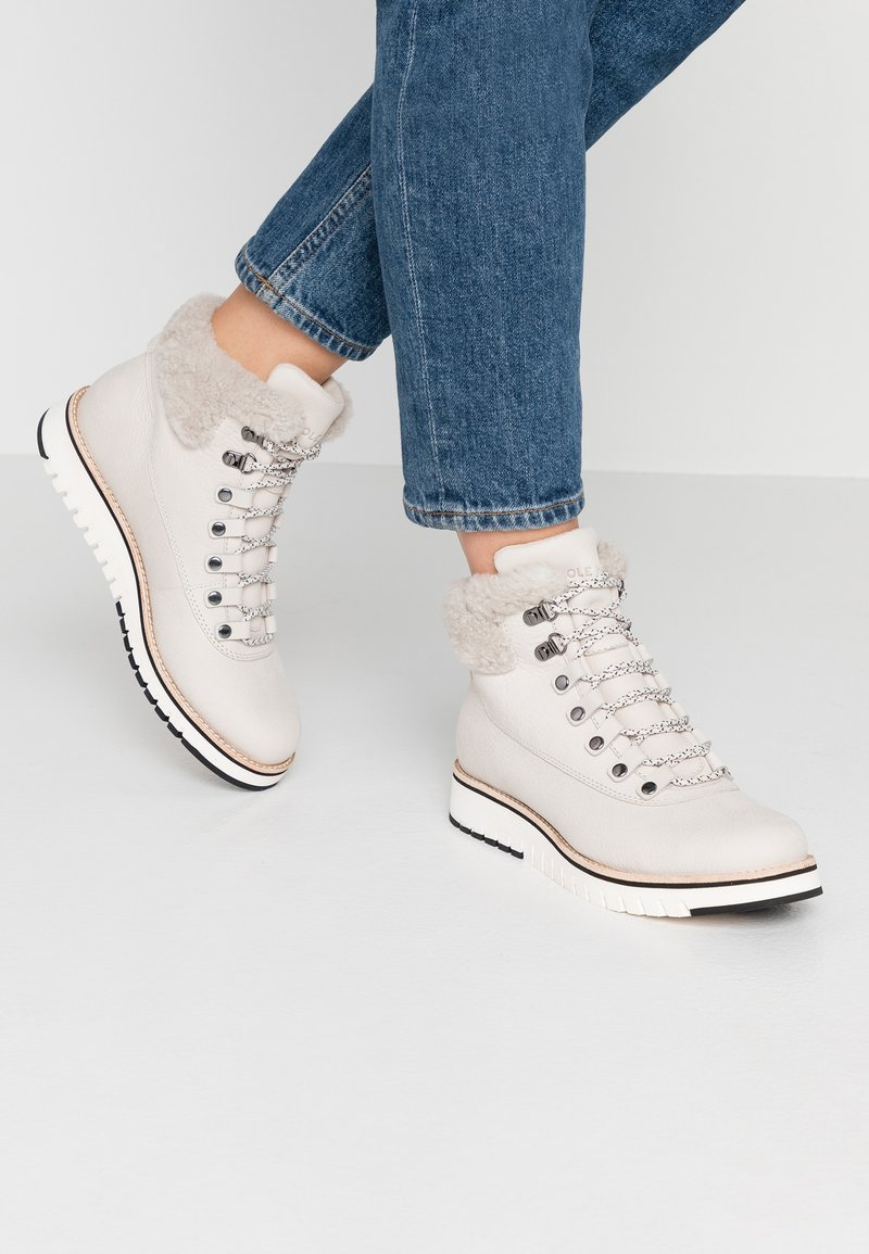 Cole Haan - ZEROGRAND  - Winter boots - offwhite