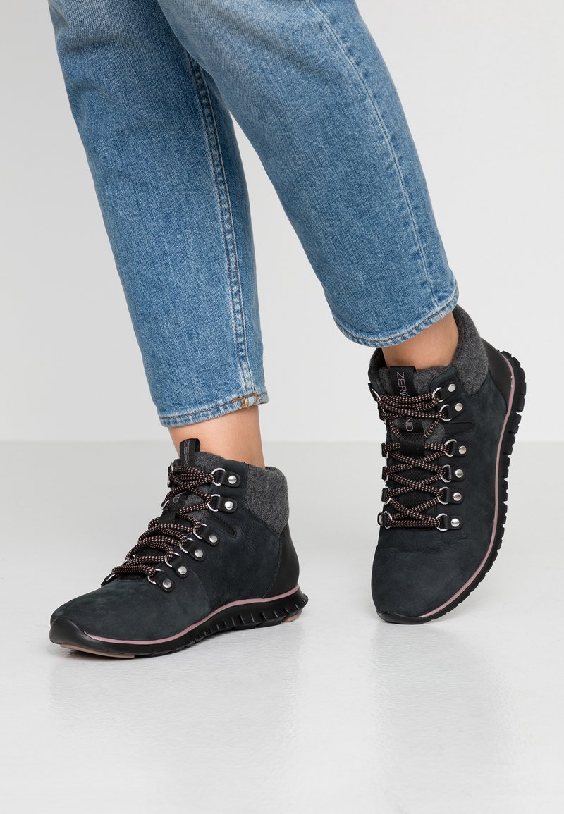 Cole Haan - ZEROGRAND BOOT - Boots à talons - black