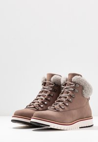 Cole Haan - ZEROGRAND - Winter boots - ivory - 4