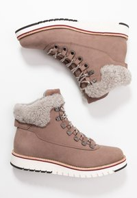 Cole Haan - ZEROGRAND - Winter boots - ivory - 3