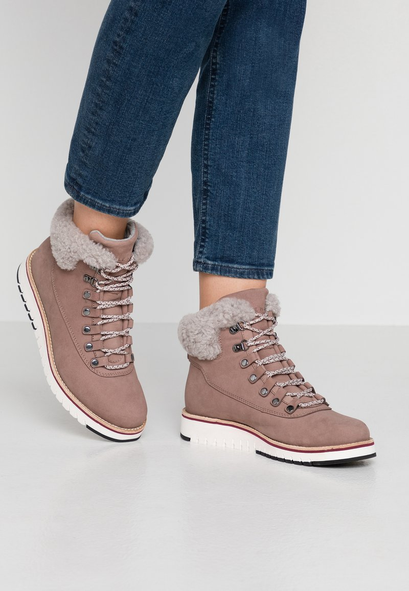Cole Haan - ZEROGRAND - Winter boots - ivory