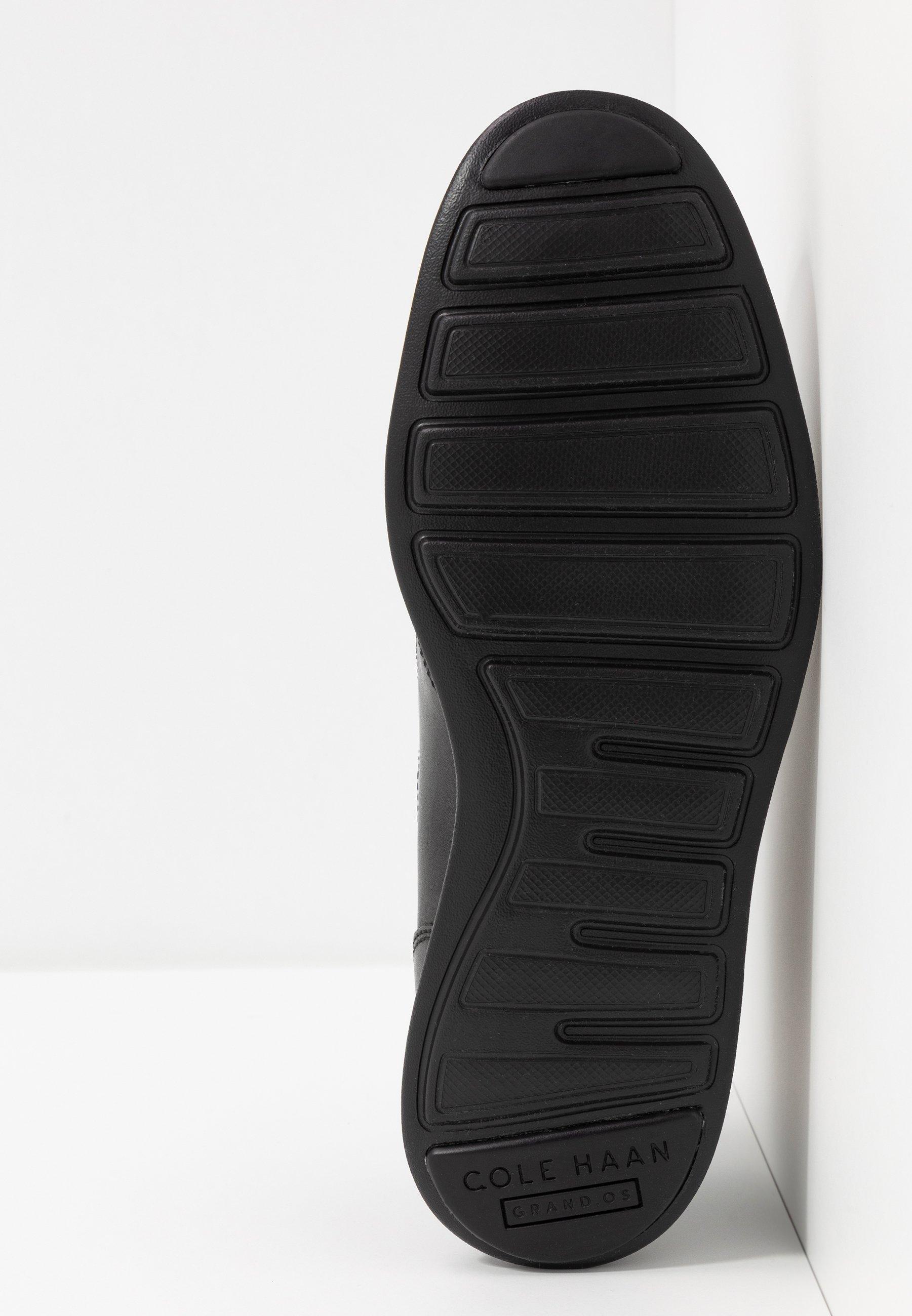 Cole Haan ORIGINAL GRAND CHUKKA - Snørestøvletter - black