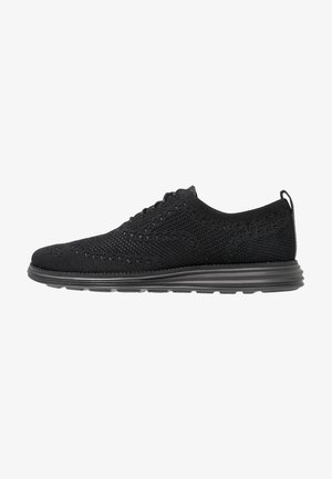 ORIGINALGRAND STITCHLITE WINGTIP OXFORD - Casual lace-ups - black