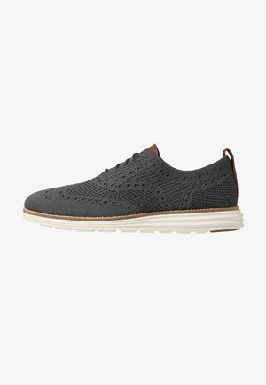 ORIGINALGRAND STITCHLITE WINGTIP OXFORD - Casual lace-ups - magnet/ivory