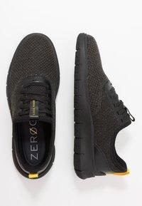 Cole Haan - GENERATION ZEROGRAND STITCHLITE - Sneakers - black - 1