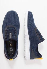 Cole Haan - GENERATION ZEROGRAND STITCHLITE - Sneakers - marine blue - 1