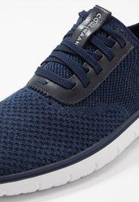 Cole Haan - GENERATION ZEROGRAND STITCHLITE - Sneakers - marine blue - 5