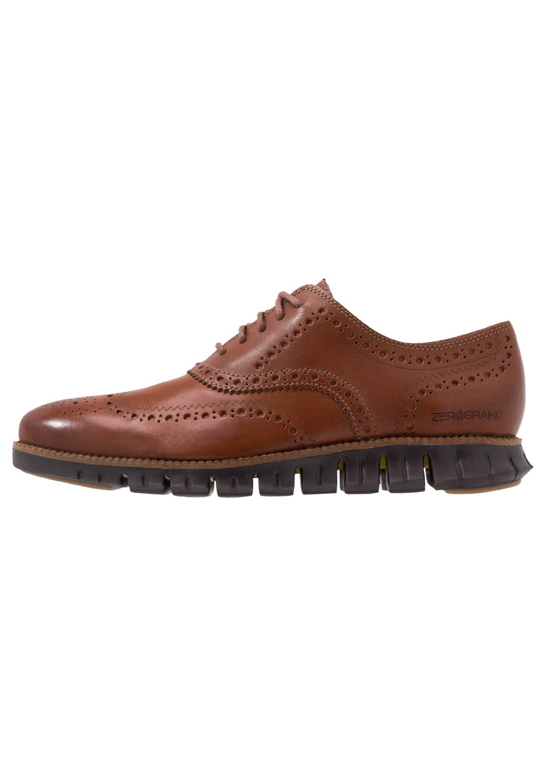 ZEROGRAND WINGTIP OXFORD Snörskor british tanjava