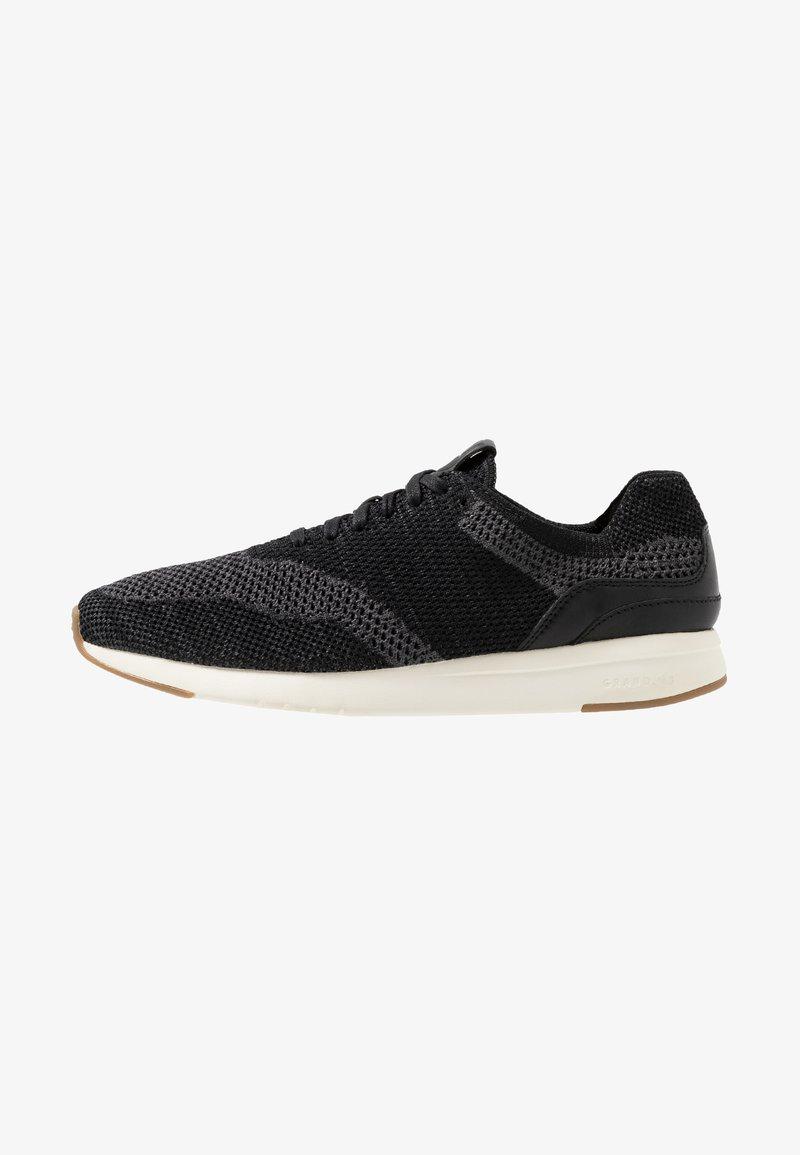 Cole Haan - GRANDPRO STITCHLITE RUNNING  - Sneaker low - black/magnet