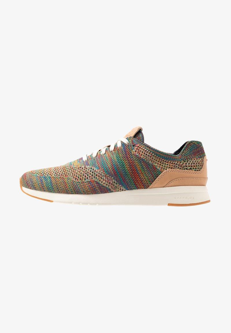 Cole Haan - GRANDPRO STITCHLITE RUNNING - Sneakersy niskie - prismatic