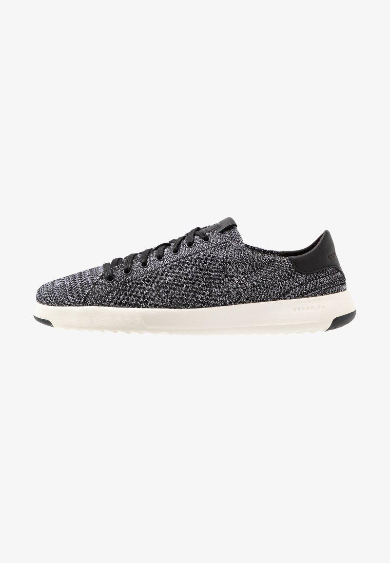 Cole Haan - GRANDPRO TENNIS STITCHLITE - Sneakersy niskie - black/white/gray