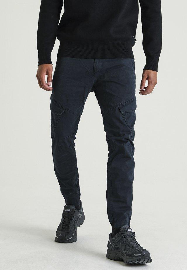 NERO.L VISTA - Cargo trousers - blue