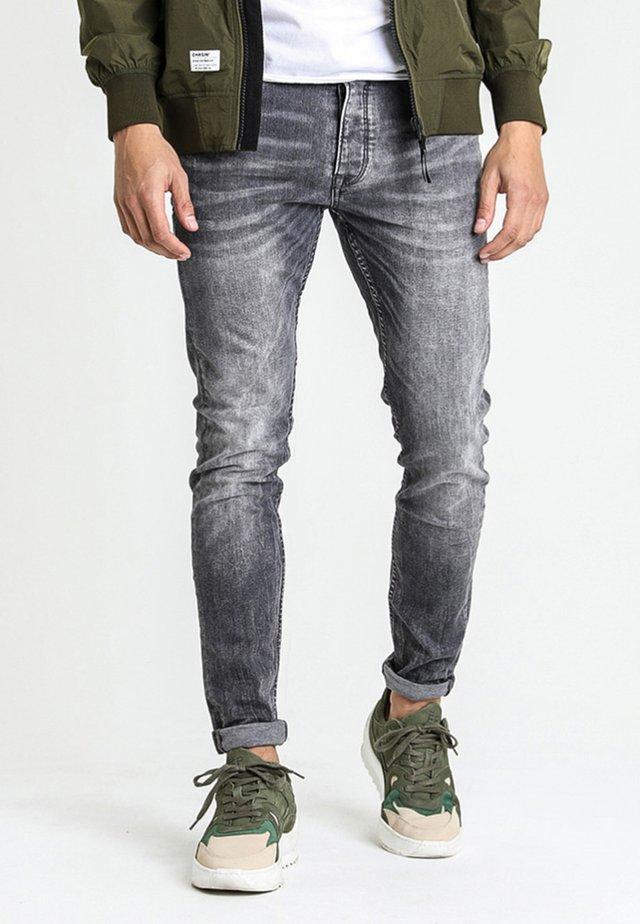 EGO SUTTON - Straight leg jeans - grey