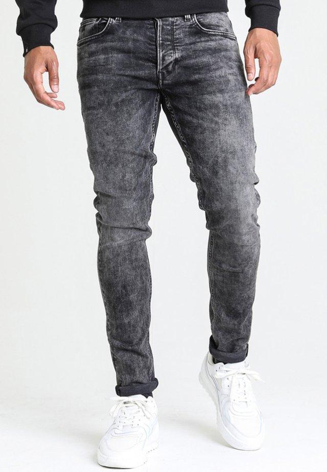 EGO LOCUST - Slim fit jeans - grey