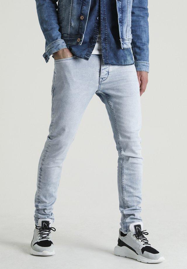 EGO OSCAR - Slim fit jeans - blue