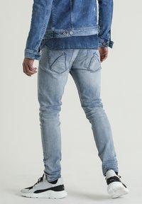 CHASIN' - EGO ROGER 2.0 - Slim fit jeans - blue - 1
