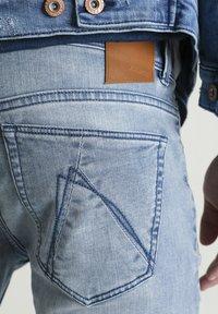 CHASIN' - EGO ROGER 2.0 - Slim fit jeans - blue - 3