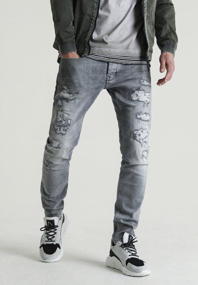 EGO AUSTIN - Slim fit jeans - grey
