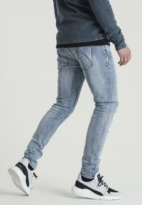 CHASIN' - Slim fit jeans - blue - 2