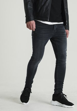 IGGY MIDDLE - Jeans Skinny Fit - dark blue